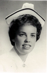 MCDONALD Margaret nurse w