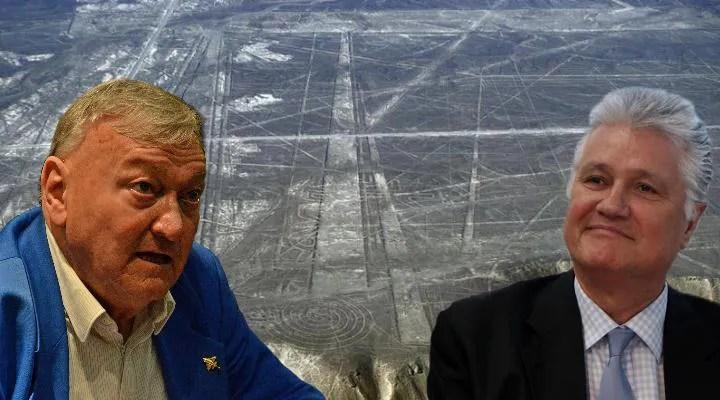 """Erich von Däniken widerlegt? Im Gegenteil: """"ZDF-Historiker"""" Guido Knopp """"bestätigt"""" (versehentlich) die Prä-Astronautik (Update)"""