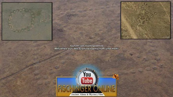 """Sensationelle Entdeckungen in Kasachstan? Ein """"zweites Nazca"""" mit dutzenden Geoglyphen in Asien gefunden (Video)"""