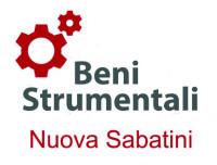 AGEVOLAZIONE ALLE IMPRESE PER INVESTIMENTI IN BENI STRUMENTALI (NUOVA SABATINI)