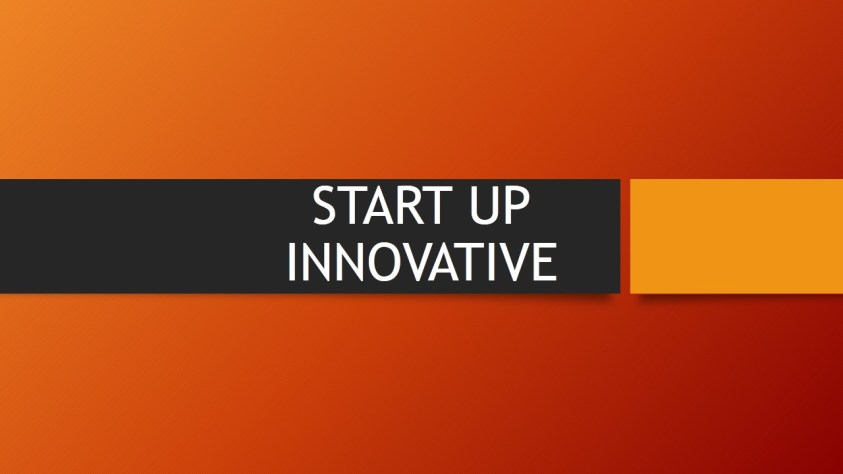 START UP INNOVATIVE, FISCOQUOTIDIANO