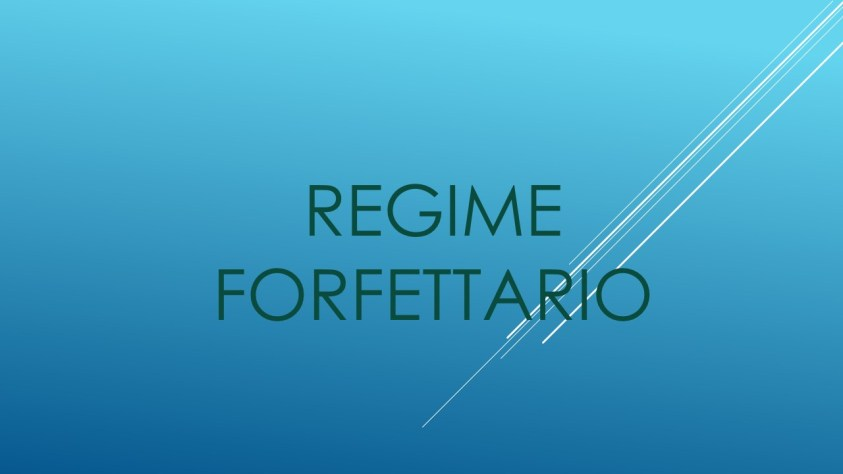 REGIME FORFETTARIO 2020, FISCOQUOTIDIANO