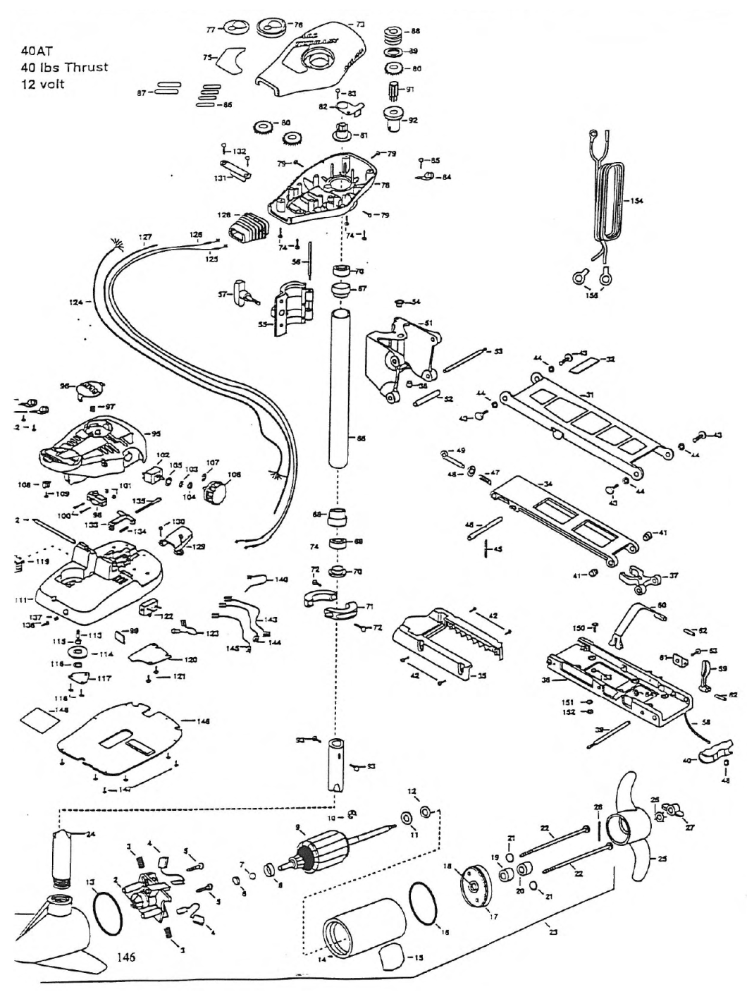 Minn Kota Trolling Motor Schematics Data Wiring Diagrams