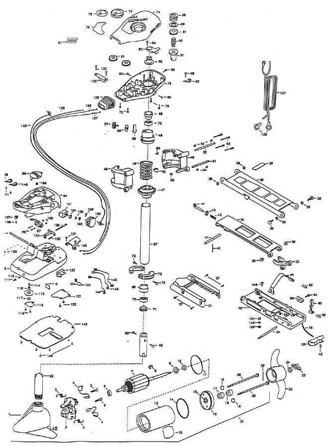 24 and 36-volt wiring diagrams – trollingmotors – readingrat,