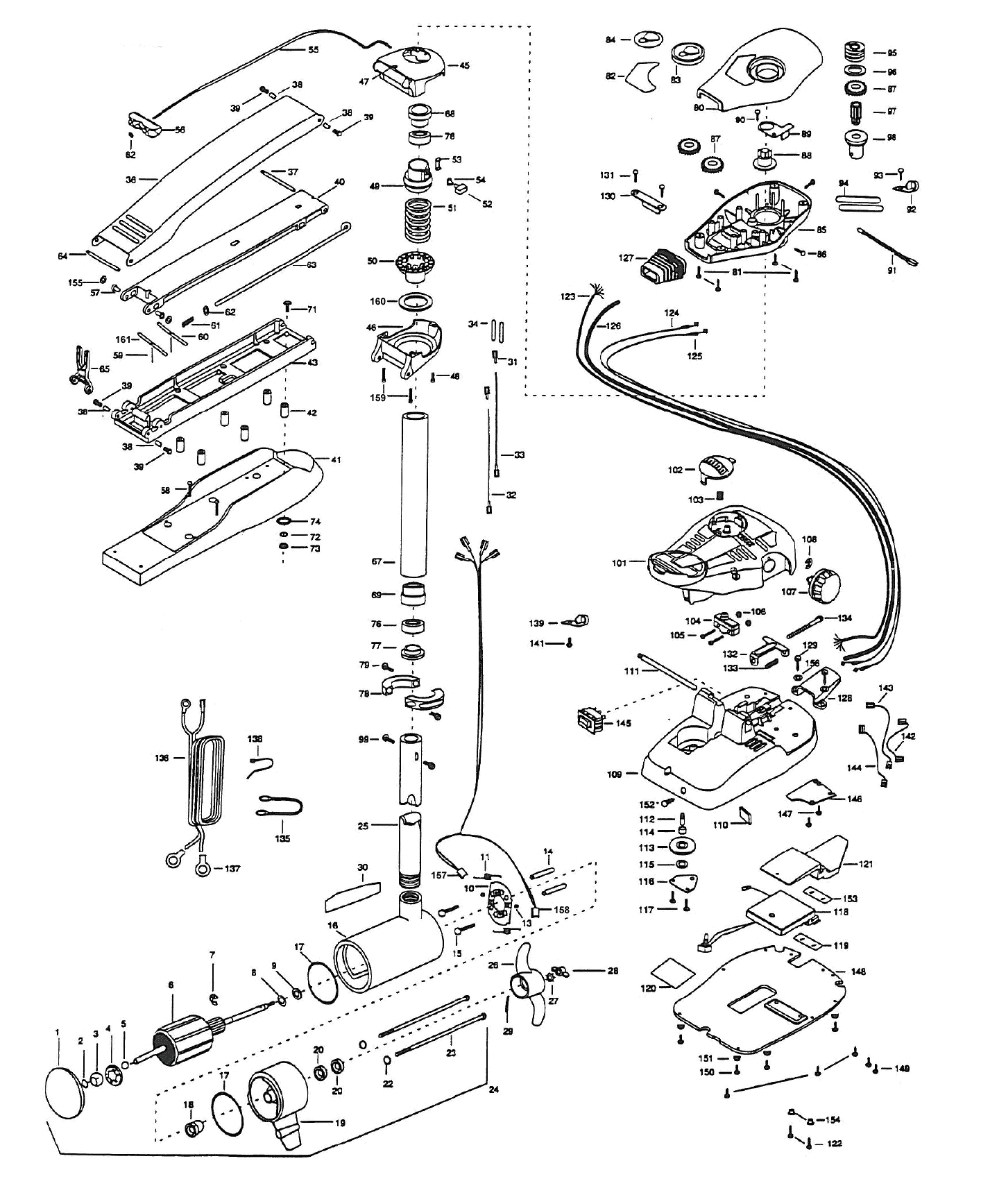 Wiring Diagram Minn Kota Trolling Motor