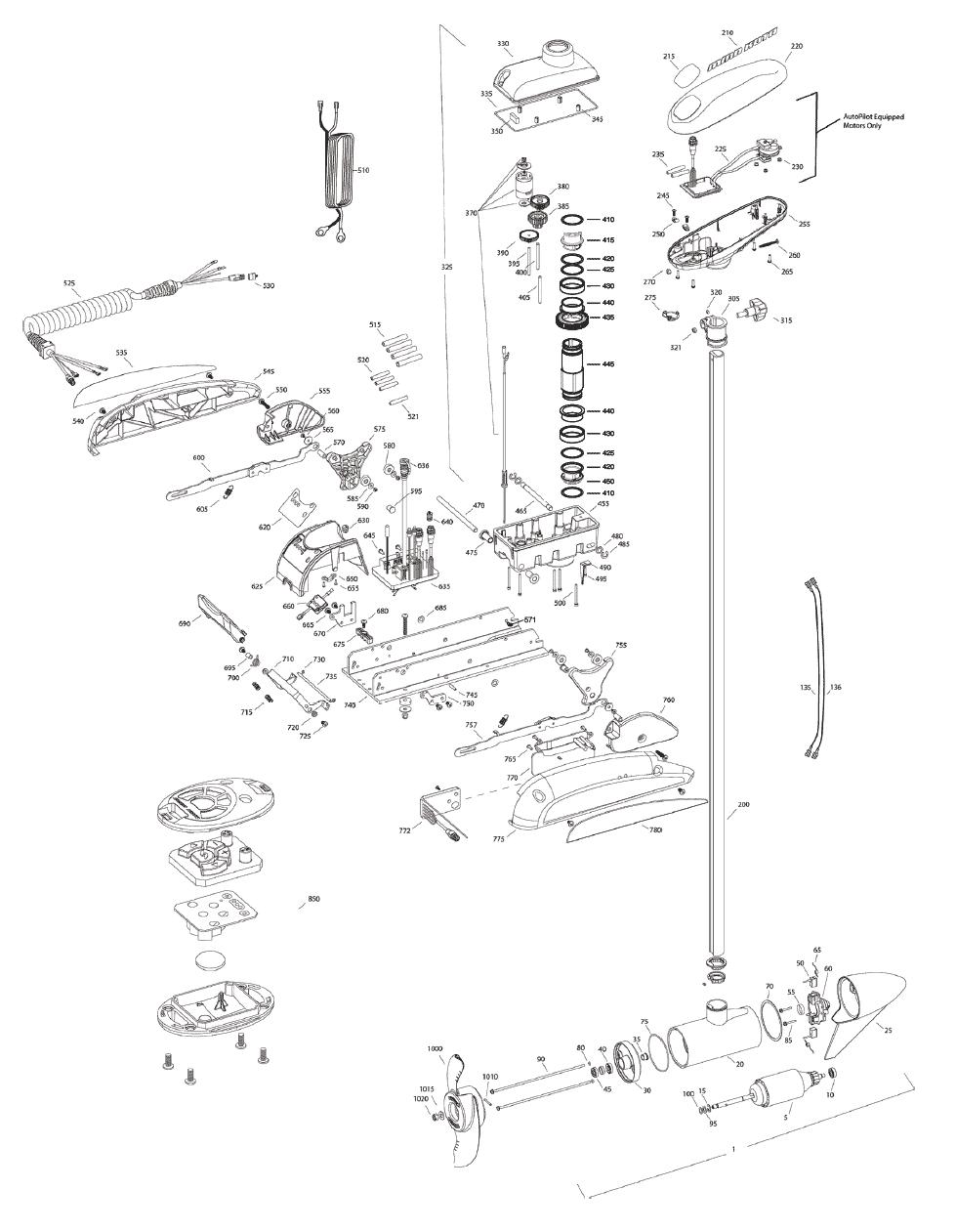 Generous minn kota 12v wiring schematic pictures inspiration rh thetada 1261