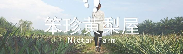 柔佛 | 来一趟与黄梨有约的假日  走访笨珍Nictar Farm学习生态旅游尝最鲜的土产