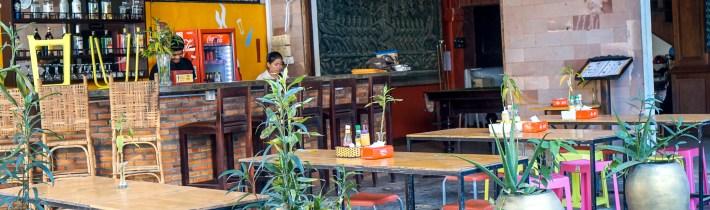 暹粒住宿 美食街中的背包客栈The Mekong Hostel