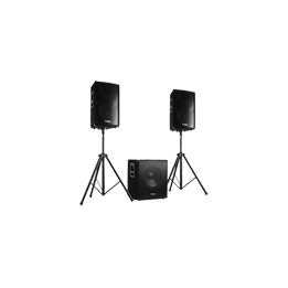 Audio & PA System Hire