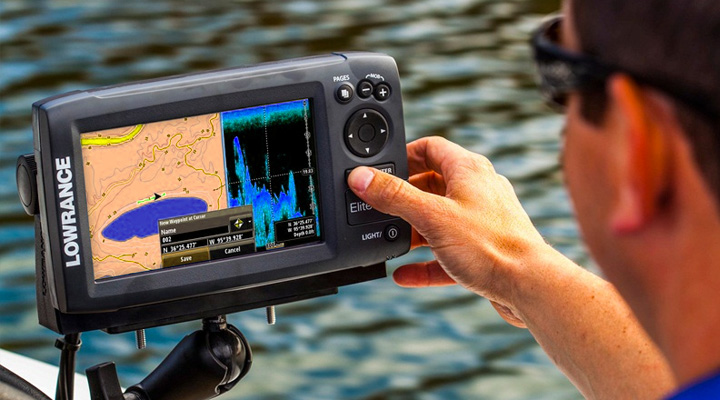 How does fish finder work?
