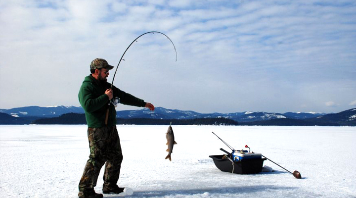 Best Fishfinder for Ice Fishing