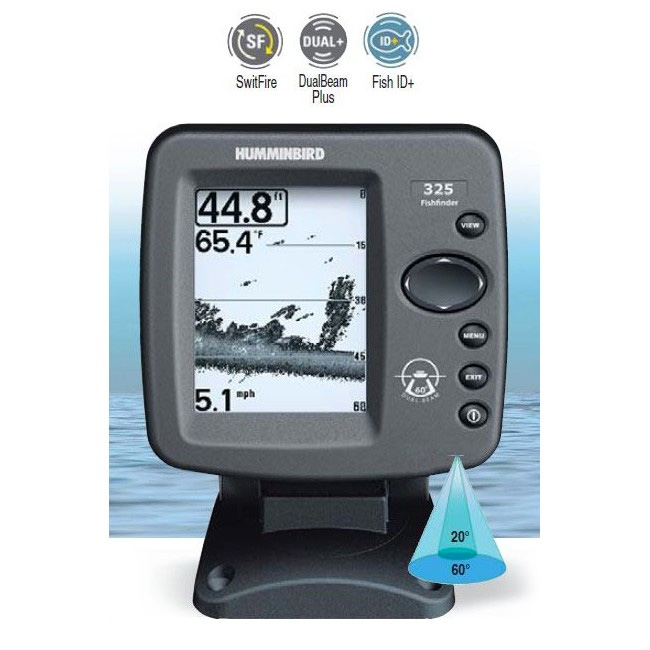 Humminbird 325 FishFinder