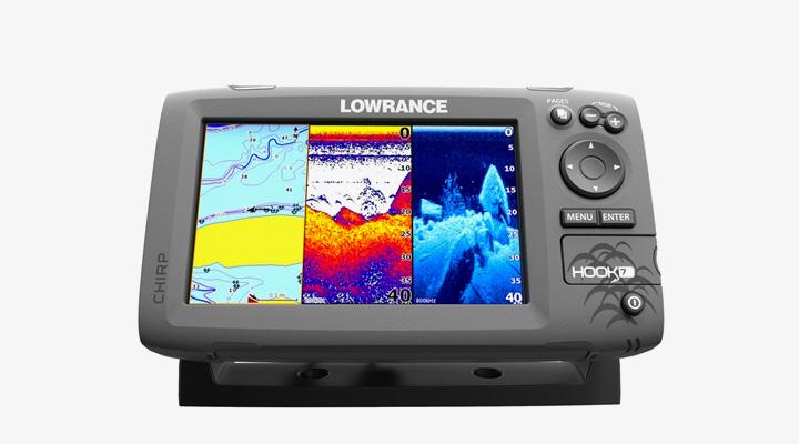 Lowrance Hook-7 Fishfinder Review