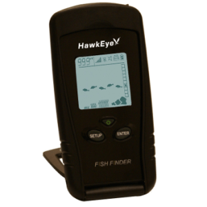 NorCross HawkEye F33P Portable FishFinder