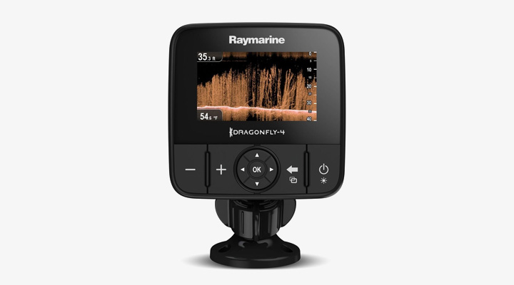 Raymarine Dragonfly 4 Pro FishFinder Review