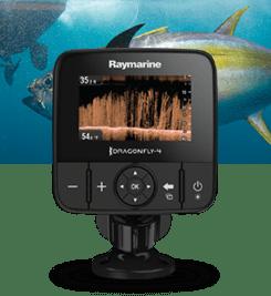 Raymarine Dragonfly 4 Pro FishFinder