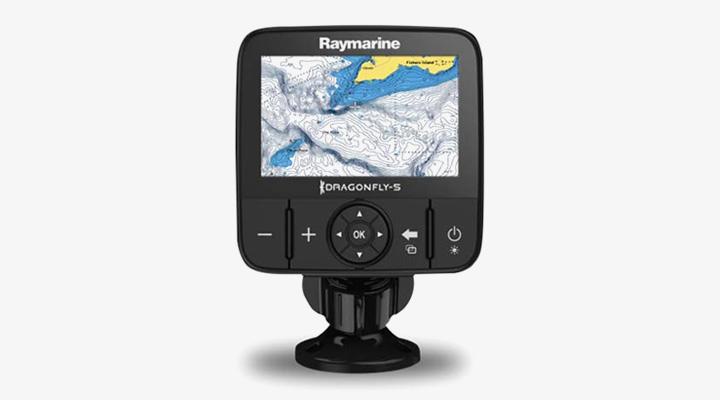 Raymarine Dragonfly 5 Pro FishFinder Review
