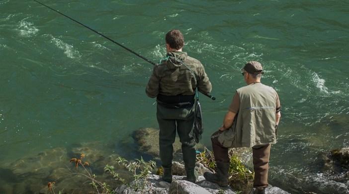 fishing fish finder