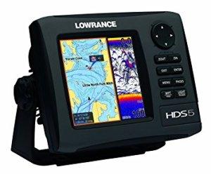 Lowrance HDS-5 Gen2 Fish Finder