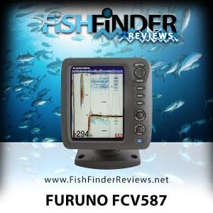 Furuno FCV 587