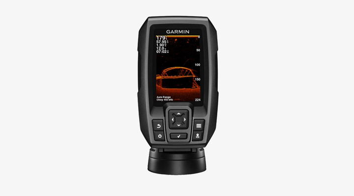 Garmin Striker 4 Fish Finder Review