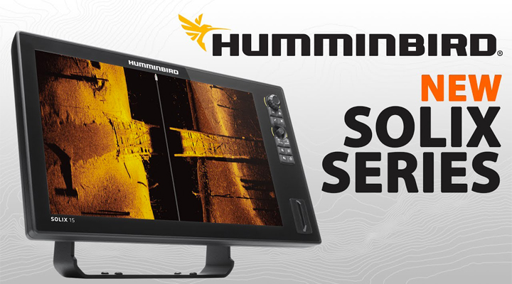 hummingbird fish finder solix series