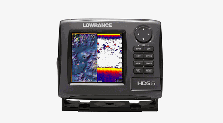 Lowrance HDS 5 Review
