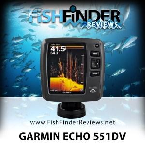 Garmin Echo 551DV
