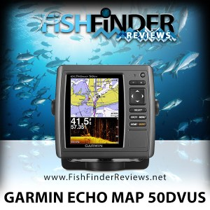 Garmin Echo Map 50Dvus
