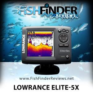 Lowrance Elite 5x