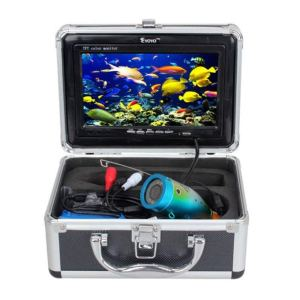 Color LCD HD 7 inch Underwater Video Camera System 600TV Lines Fishing Fish Finder