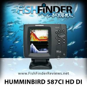 Humminbird 587CI HD DI