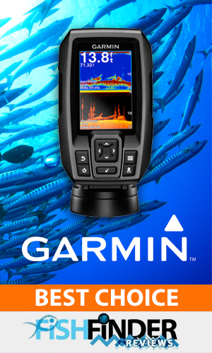 Garmin Striker 4 - Best Choice