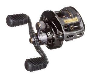 Bass Pro Shops® Johnny Morris® Carbon Black Bass Caster Low-Profile Baitcast Reels