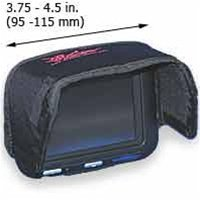 "GlareStomper 320 Sun Shade Visor for 4.3"" 4.7"" and 5.0"" GPS Screens"