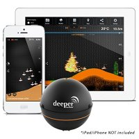 Deeper Fishfinder Deeper Smart Portable Fish Finder F/Smartphone Or Tablet