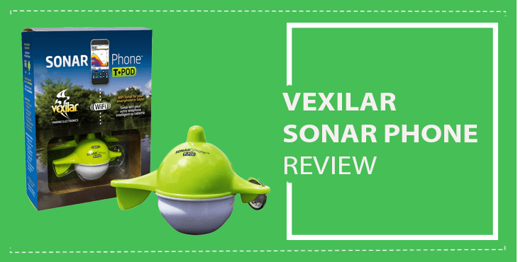 Vexilar Sonarphone Review Easy Used Fish Finder