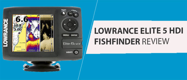 Lowrance-Elite-5-HDI-Review
