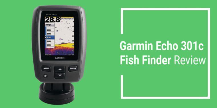 Garmin Echo 301c Fish Finder Review