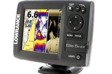 Lowrance Elite 5 HDI, Lowrance Elite 5 HDI review