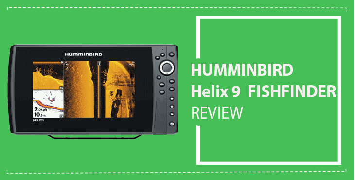Humminbird Helix 9 Review Awesome GPS Combo FishFinder: FishFindly