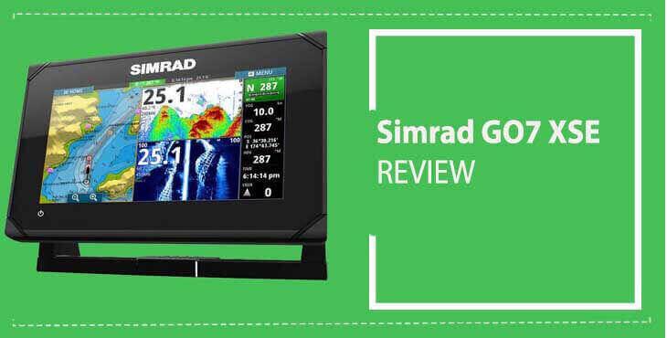 Simrad GO7 XSE Review: Chart Plotter/Sonar Combo