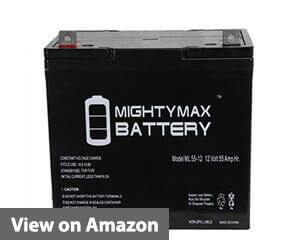 UPG 12V 55Ah Mighty Max Battery