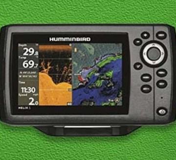 Humminbird Helix 5 DI, Humminbird Helix 5 DI review