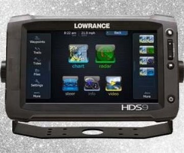 Lowrance HDS 9 Review