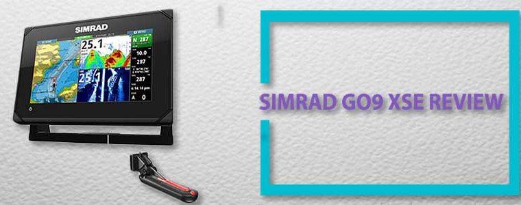 Simrad GO9 XSE Review: 9″ Multi-Function Display TotalScan FishFinder