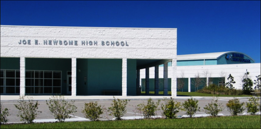 FishHawk Ranch Area Schools, Newsome High School