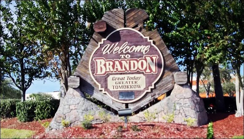 Brandon, Brandon Florida