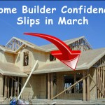 Home Builder Confidence Slips in March