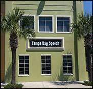 Tampa Bay Speech, Language and Reading Clinic, FishHawk Ranch, L
